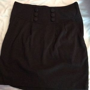 F21 High Waisted Skirt